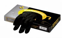 Comair HS Professional Black Gloves Latexhandschuhe gross
