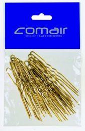 Comair Haarnadeln dick 50St. 75x1,10mm gold