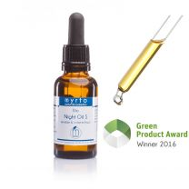Bio Night Oil S - Regenerierendes Gesichtsöl bei sensibler Haut