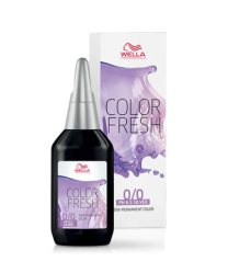 Wella Color Fresh Ph 6.5 Silver Liquid