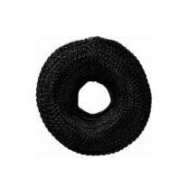 Comair Knotenrolle schwarz 8cm