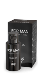 Vitalitys Man Beard Oil