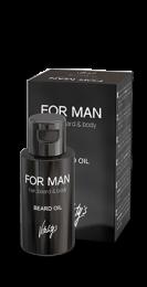 Vitalitys Man Beard Oil