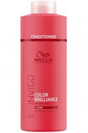 Wella INVIGO Color Brilliance Conditioner für kräftiges Haar 1000ml