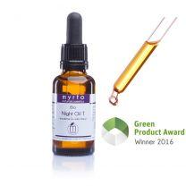 Natur Bio Night Oil T - Regenerierendes Gesichtsöl bei trockener und reifer Haut