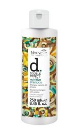 Nouvelle Double Effect Nutritives Shampoo 250ml