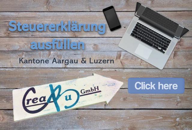 Steuererklärung creabu GmbH